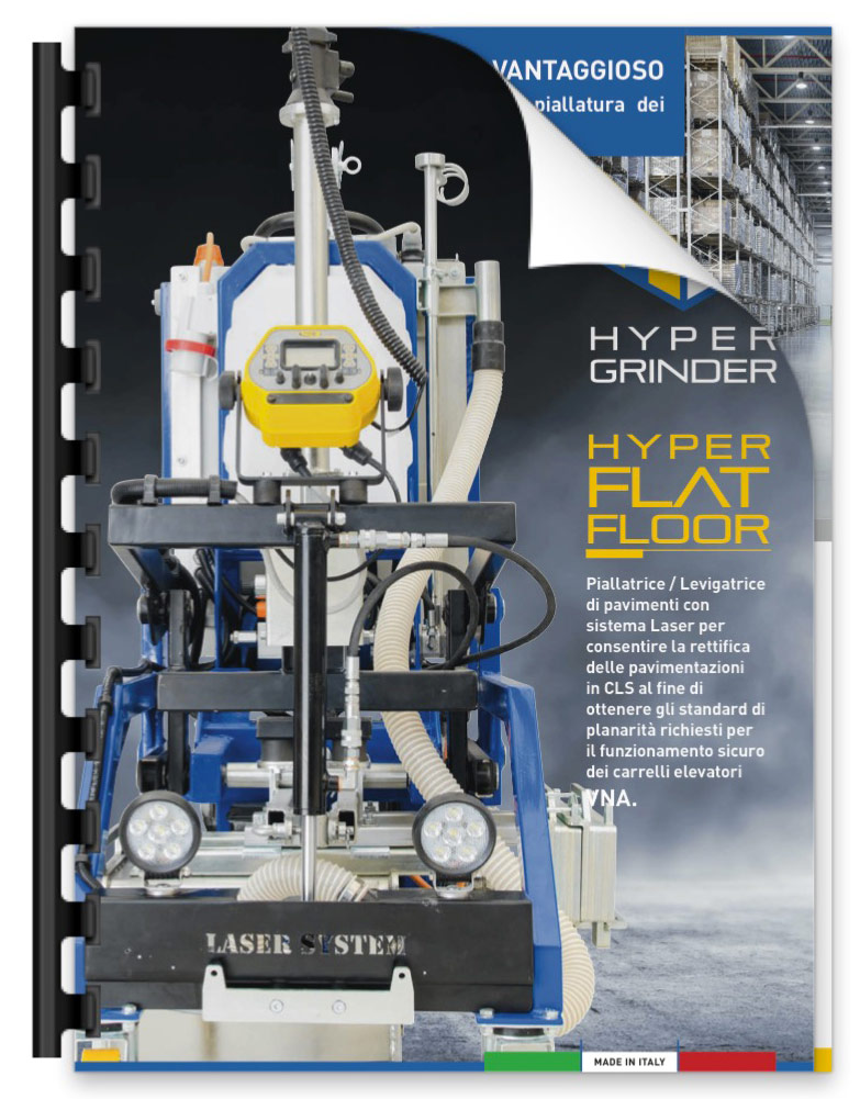 HYPER FLAT ITA Foto pdf